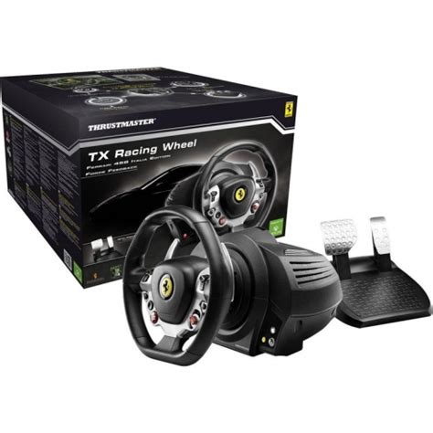 Pc compatibility is ensured thanks to the thrustmaster drivers available for download from the. Volante Tx Racing Wheel Ferrari 458 Italia Edition - Xboxbon   Las mejores ofertas de Carrefour