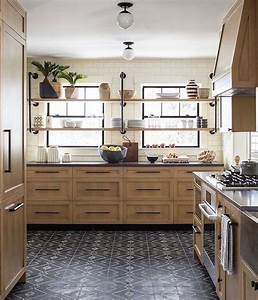 Kitchen, Trend, Open, Shelving, In, Front, Of, Windowsbecki, Owens