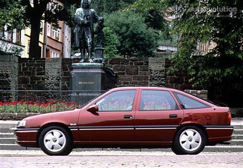 opel vectra 1995 opel vectra hatchback specs 1992 1993 1994 1995