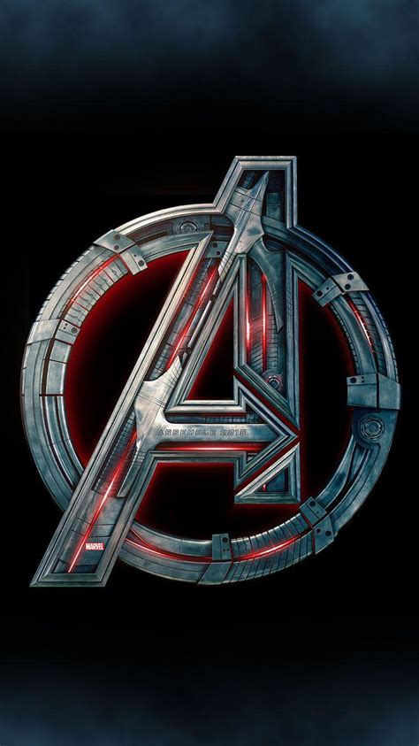 Marvel Logo Wallpapers - Wallpaper Cave