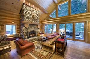 log home pictures interior ambiance armoires january 2011
