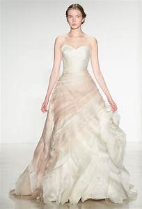 2014 2015 wedding dress trends ombre wedding gowns With ombre wedding dress