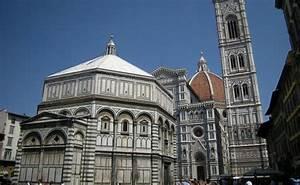 El Baptisterio de Florencia y las Puertas del Paraíso de Ghiberti