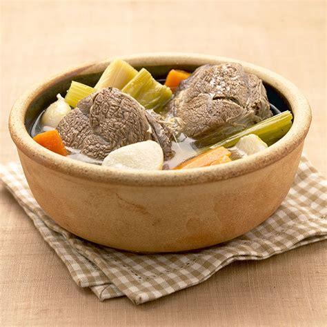 cuisiner les cotes de porc viandes bouillies les saveurs d autrefois au goût du