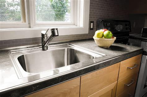 kitchen countertop edging contemporary kitchen schluter