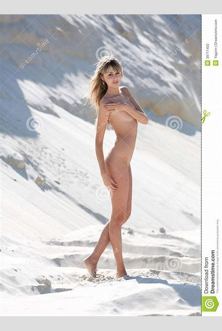 Young Girl Nude In Nature Stock Photo - Image: 39711402