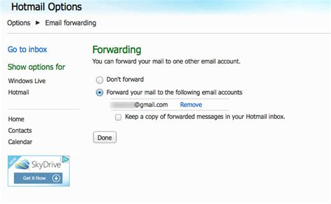 I Have An Odd Situation With My Hotmail Account. Email Is