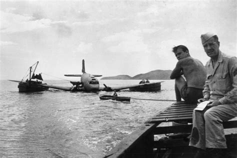 Boat Landing Townville by Forced Landing Of A C 47a 50 Dl At Bay Magnetic