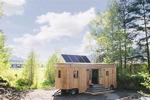 Tiny House österreich : fanni wohnwagon tiny house in austria ~ Whattoseeinmadrid.com Haus und Dekorationen