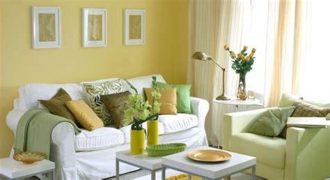 Wohnzimmer Grün Streichen by 25 Besten Farbkombinationen In Gelb Bilder Auf