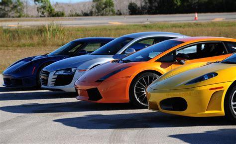 Bugatti Ferrari Vs Lamborghini, Lamborghini Vs Ferrari
