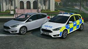Police Ford Focus Hatchback  Pack   Replace