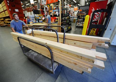 lumber home depot structure building supplies megastore 183 issue