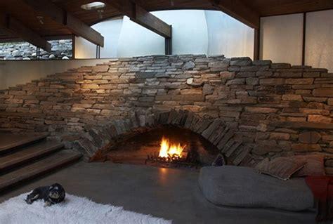 Unique Stone Fireplace Ideas Irooniecom