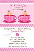 Twin Invitation Twin Birthday Invitations By TresChicPartyDesigns Shower Invitations Baby Shower Cakes Bridal Shower Games Baby Shower Baby Shower Woodland Forest Animal Baby Shower Invitations Baby Shower Invitations For Twin Boys Mixed With Catchy Accessories