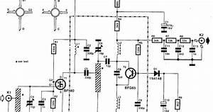 Various Diagram  Uhf Fm Remote Control Receiver Circuit