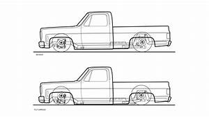 1973 87 c10 truck spec chassis roadster shop roadster With custom 66 chevy trucks