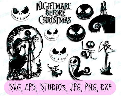 Nightmare Before Christmas Jack Svg – 207+ SVG Design FIle
