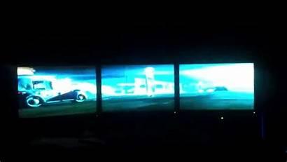 Monitor Span Triple Player Vlc
