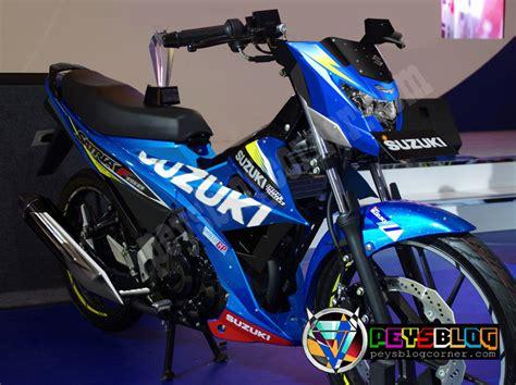 motor satria fu 2015 new suzuki 150 155cc fi