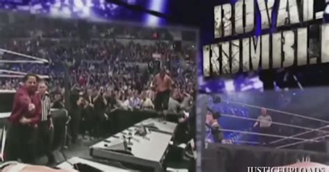 Wwe Royal Rumble 2007 Full Show John Cena Vs Umaga Last