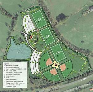 Abingdon town officials settle on design for sports ...