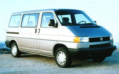 small engine maintenance and repair 2003 volkswagen eurovan electronic toll collection used 1995 volkswagen eurovan pricing for sale edmunds