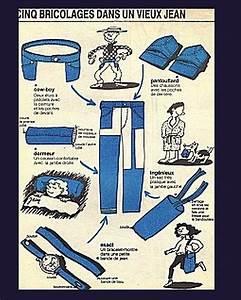 Que Faire Avec Des Vieux Jeans : que faire avec un vieux jean que faire avec son vieux jean pinterest vieux jeans vieux ~ Melissatoandfro.com Idées de Décoration