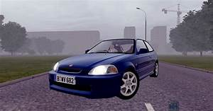 Honda Civic Type R 1997 : city car driving mods honda civic type r 1997 1 3 3 ~ Medecine-chirurgie-esthetiques.com Avis de Voitures