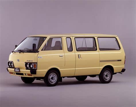 nissan cherry vanette nissan cherry vanette coach long с120 1978 85