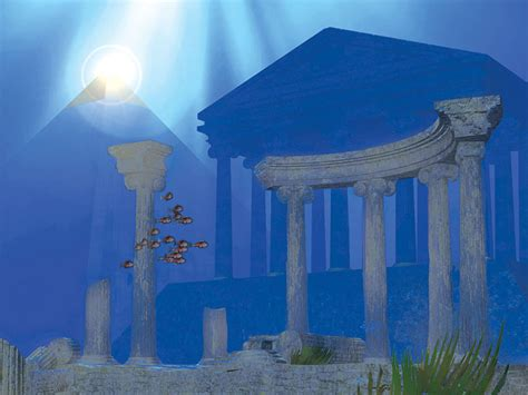 Ernesto Baron Official Site - The Myth and Reality of Atlantis