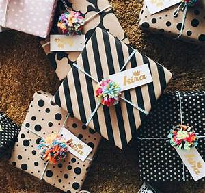 Wie Kann Man Gutscheine Schön Verpacken : tolle ideen wie man geschenke sch n verpacken kann ~ Markanthonyermac.com Haus und Dekorationen