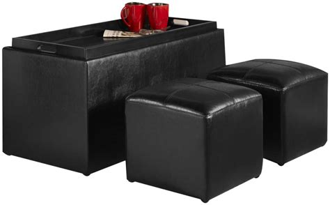 The Cyber Monday Black Ottoman Big Sales With Reviews