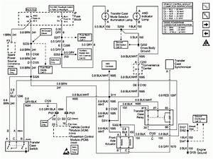 Chevy Silverado Transfer Case Wiring Diagram Fig