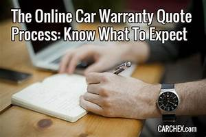 The Online Car ... Truck Warranty Quotes
