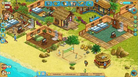 sunny resort game funnygamesin