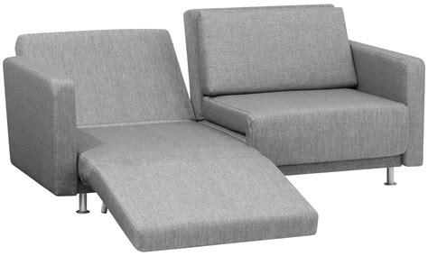 canapé inclinable canapés convertibles canapé lit melo 2 avec fonction