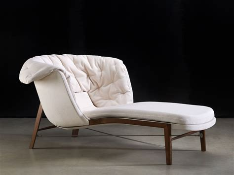 chaise longue design cleo chaise longue by rossin design archirivolto