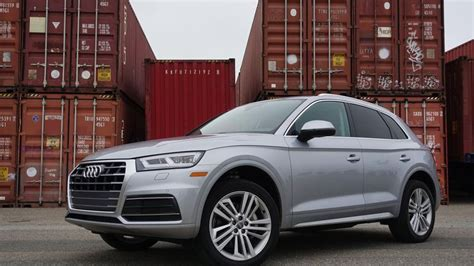 Audi's 2018 Q5 Is Lighter, More