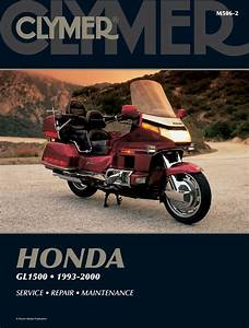 Honda Gl1500 Gold Wing Motorcycle  1988