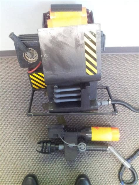 Ghostbusters Proton Pack Plans by Ghostbusters Proton Pack Plans 66351 Trendnet