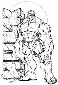 Best Hulk Coloring Pages Ideas And Images On Bing Find What You