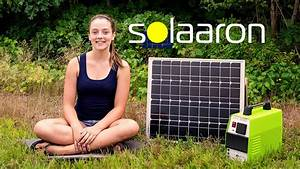 Solaaron Outback Mate 500