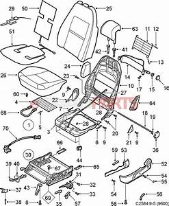 Seat Belt Parts Diagram