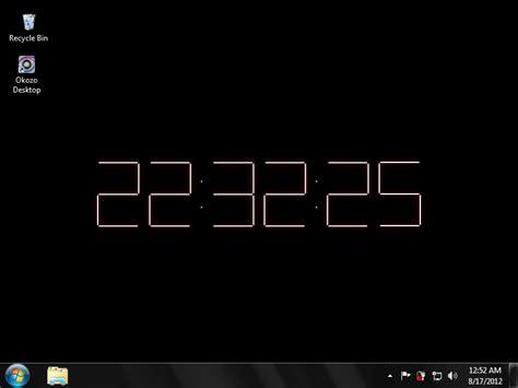 Digital Lock Wallpaper by 3d Digital Clock Wallpaper Screenshot Page