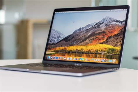 macbook pro review 13 inch 2018 excellent performance slim frame