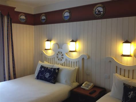 chambre port bay hotel disneyland room le