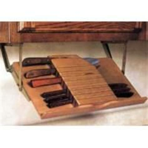 under cabinet knife rack under cabinet knives and cabinets on pinterest