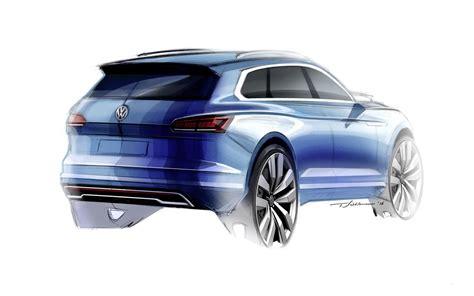 2018 Volkswagen T Prime Concept Gte Images Photo