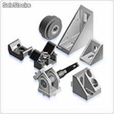 Profilé Aluminium Pour Veranda Vente Particulier : composants pour profil s aluminium ~ Melissatoandfro.com Idées de Décoration